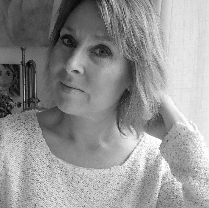 Konstnär Susanne Arvidsson