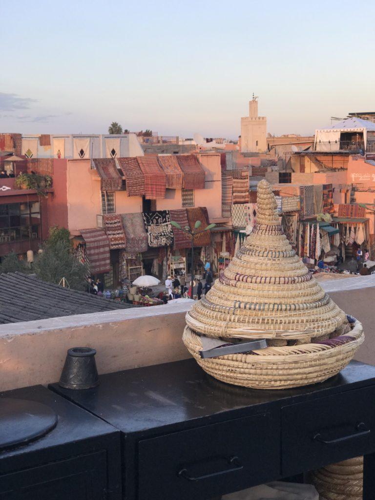 Blogg inlägg från Marrakech