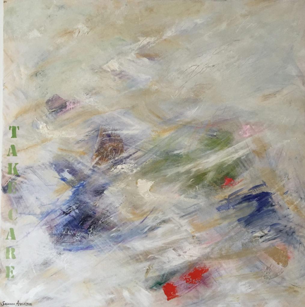 abstrakt konst till salu