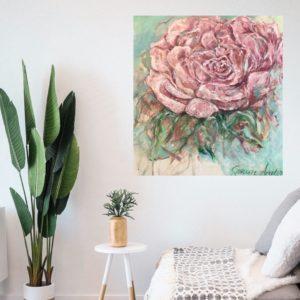 Konst till salu – Doft av sommar