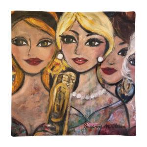 Kuddfodral – Jazz 45×45 cm