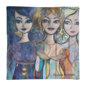 Kuddfodral – Femme Elegance 45×45 cm