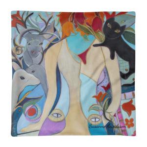 Kuddfodral – Cleopatra 45×45 cm