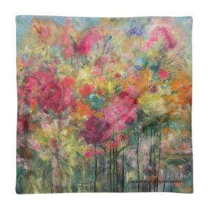 Kuddfodral – Flowers 45×45 cm