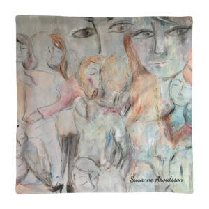 Kuddfodral – I wanna dance with somebody 45×45 cm