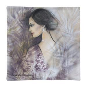 Kuddfodral – Woman 45×45 cm