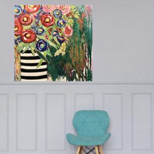 Oljemålning – Färgprakt