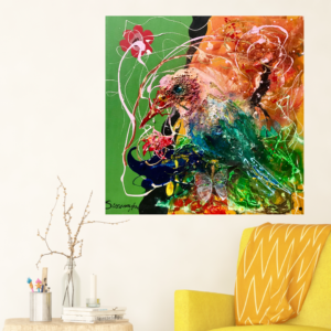Konst till salu – Colorful Life