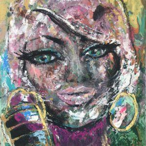 Konst till salu – Just jazz SÅLD
