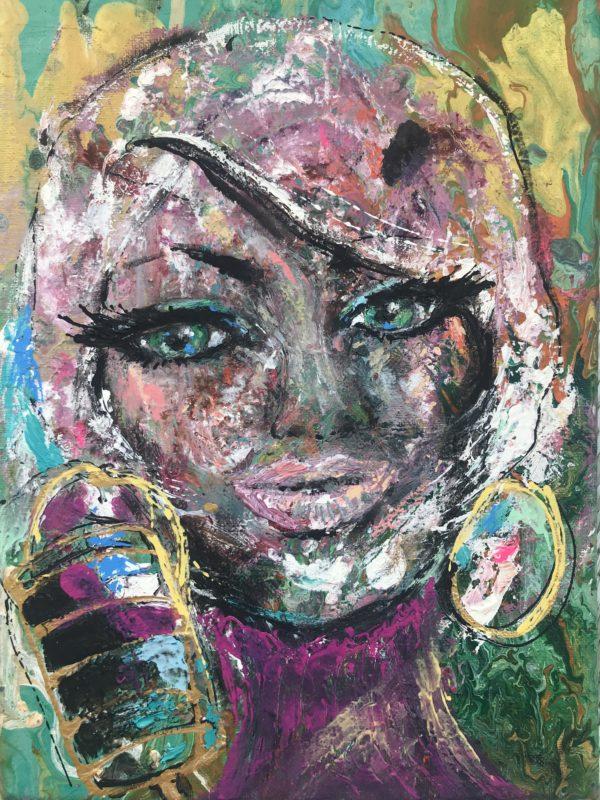 Konst till salu - Just jazz