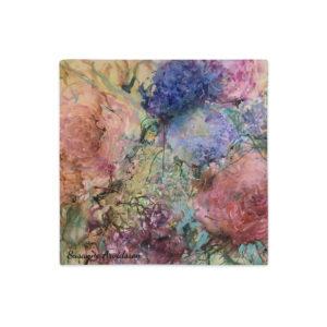 Kuddfodral – I denna ljuva blomstertid