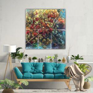 Konst till salu – Innan frosten