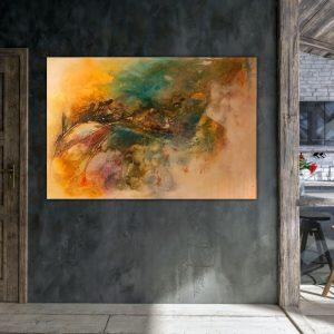 Konst till salu – Turn around SÅLD