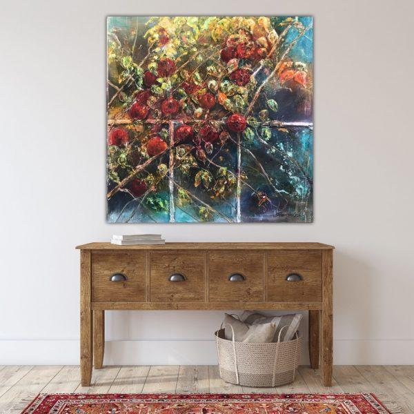 Konst till salu - Innan frosten