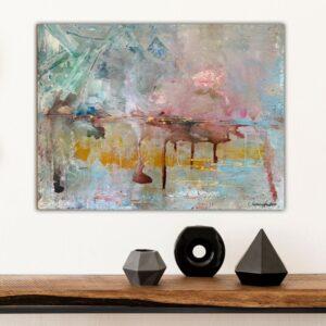 Köp Konstverk – Morgondis SÅLD