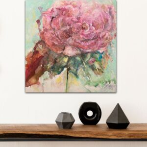 Tavla – Pink Love SÅLD