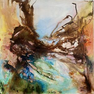 Köp konst online – waterfall
