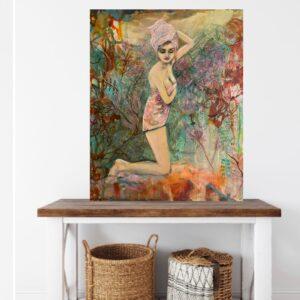 Köp romantisk målning – Harmony