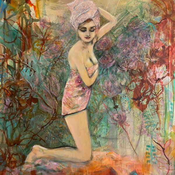 Köp romanistisk målning - Harmony