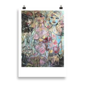 Köp Posters – Modern konst för hemmet