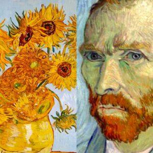 Målar kurs för alla åldrar – Van Gogh