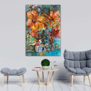 Köp stor tavla – After All