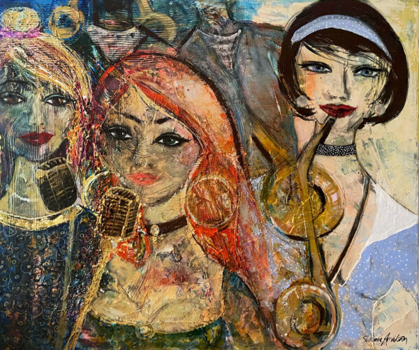 Modern konst - Pointers sisters