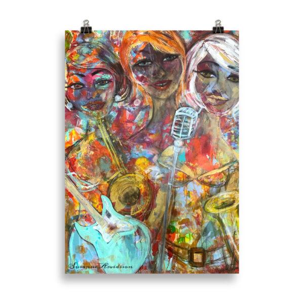 Poster av Susanne Arvidsson